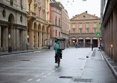 An alternative to ethical deliveries in Bologna